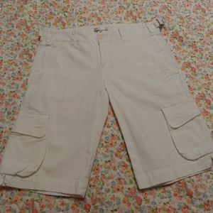 Vince Cargo Style Shorts